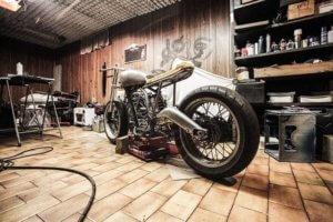 Údržba motorky je skvělý dárek pro motorkáře