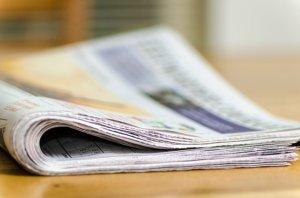 Předplatné novin se hodí jako dárek pro sedmdesátníka