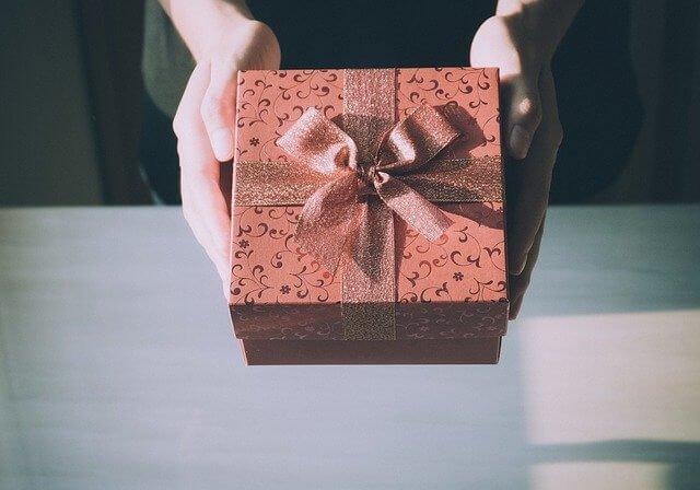 Jaký dárek k šedesátinám