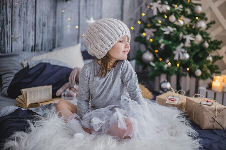 Jaký dárek pro pětiletou holčičku?