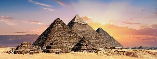 Jaký dárek z Egypta